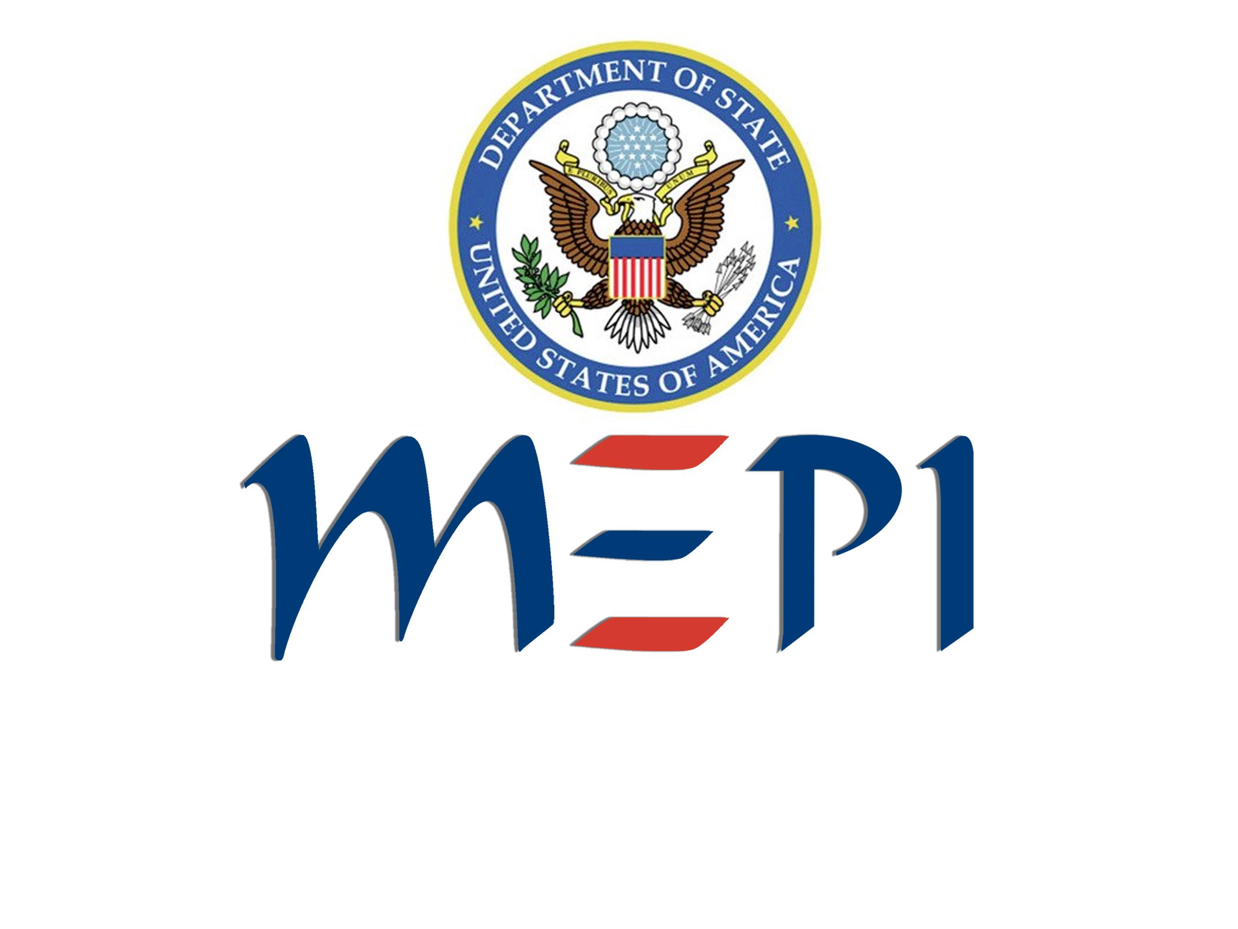 MEPI logo with State logo 1 1